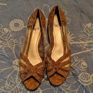 Inpo Wedge Sandal